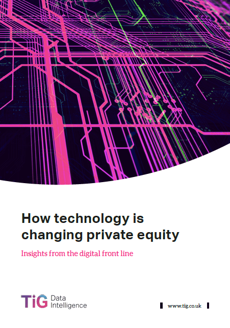 How technology is changing private equity