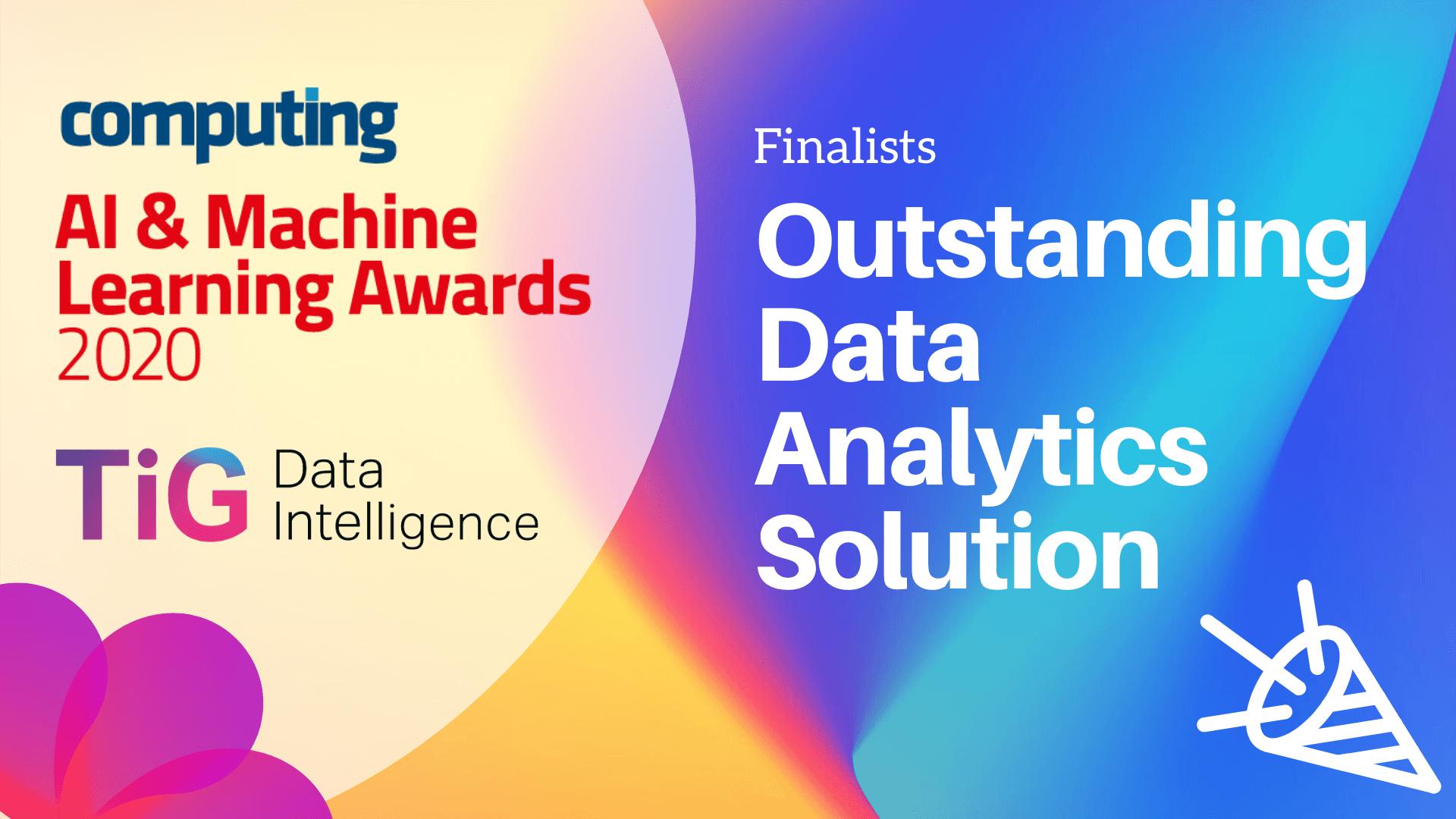 Outstanding data analytics solution