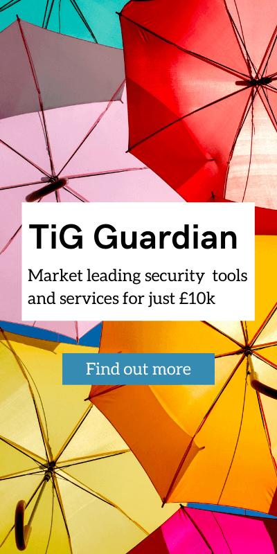 TiG security solution