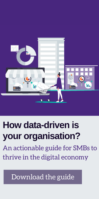 data driven smb